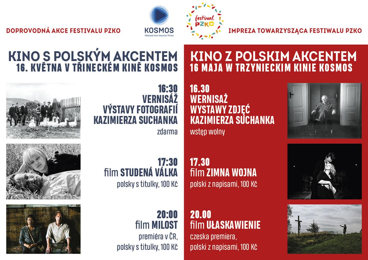 Kino z polskim akcentem